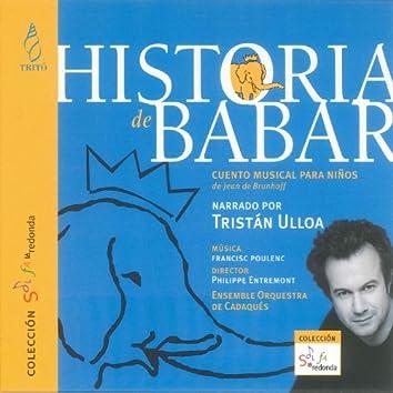 Francis Poulenc: Historia de Babar