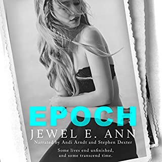 Epoch audiobook cover art