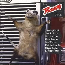 five pounds of possum