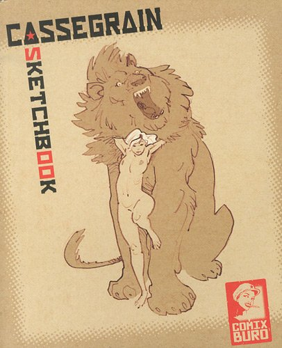Comix Buro- Sketchbook Cassegrain#1, SK14, Multicouleur