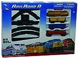 New-Ray S.R.L- Treno Set Union Pacific B/O 08303, Multicolore, 846086