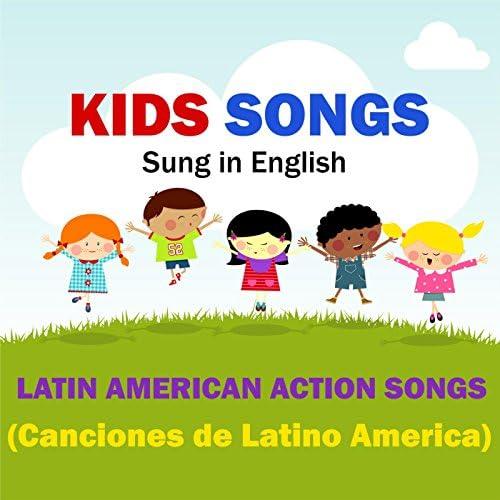 Kids Songs English Spanish