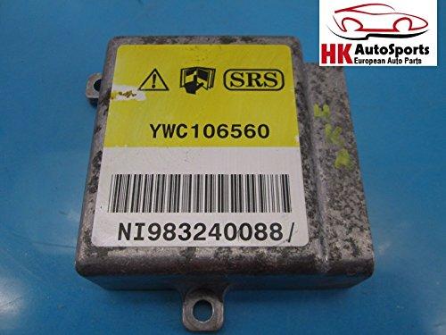 Range Rover Air Bag Airbag SRS Control Module Original OEM 1999 2000 2001 2002