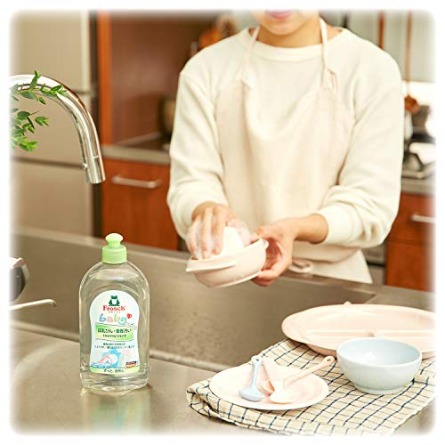 フロッシュベビーほ乳びん・食器洗い500ml