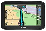 TomTom Start 52 GPS per Auto, Mappe a vita Europa 49 Paesi, Display da 5 Pollici, Indicatore di Corsia Avanzato, 3 Mesi Tutor & Autovelox, Aggiornamenti Software Gratuiti, Standard