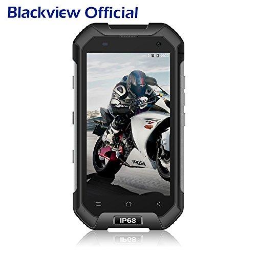 Blackview BV6000 Unlocked 4G Smartphone-black