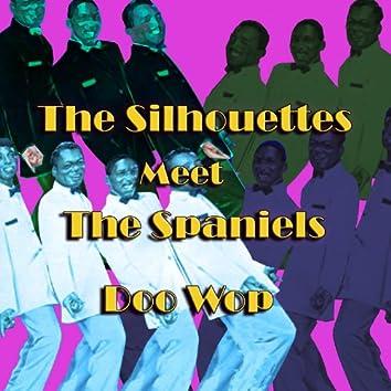 The Silhouettes Meet the Spaniels Doo Wop