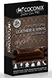 Coconix Brown Leather and Vinyl Repair Kit - Restorer of Your...
