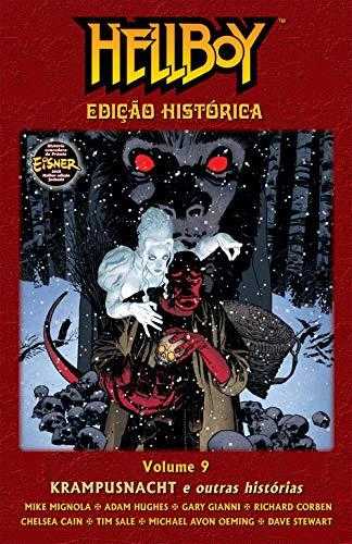 Hellboy edição histórica - volume 09