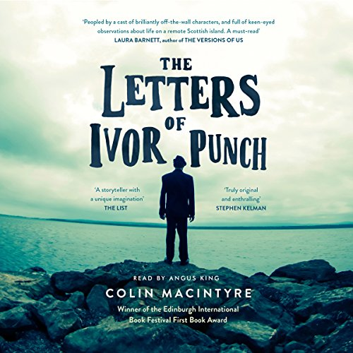The Letters of Ivor Punch audiobook cover art
