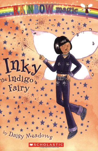 Inky the Indigo Fairy (Rainbow Magic: the Rainbow Fairies)の詳細を見る