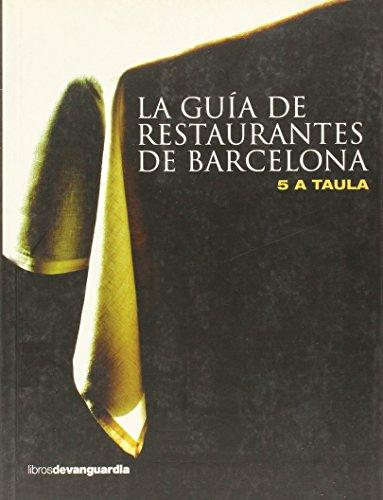 Guia de restaurantes de Barcelona