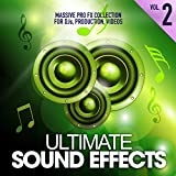 Ultimate Sound Effects, Vol. 2 (Massive Pro FX Collection for DJs, Production, Videos)