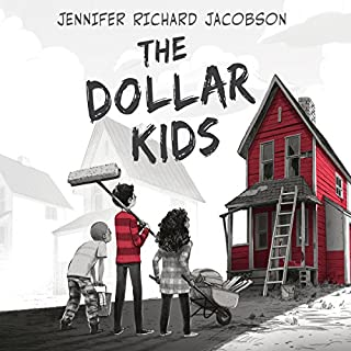 The Dollar Kids                   By:                                                                                                                                 Jennifer Richard Jacobson,                                                                                        Ryan Andrews - cover illustrator                               Narrated by:                                                                                                                                 Andrew Eiden                      Length: 7 hrs and 46 mins     Not rated yet     Overall 0.0