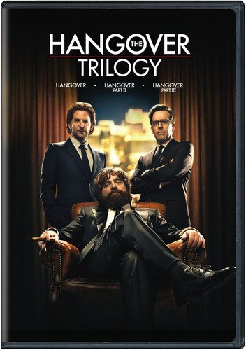 The Hangover Trilogy (Part 1 and Part 2 are in Disc 1 )