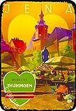 ERMUHEY The Funny Jena Besucht Thüringen Deutschland