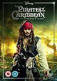 Pirates of the Caribbean 4 [Reino Unido] [DVD]