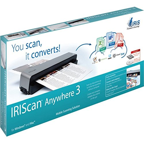 Why Should You Buy Irisscan Anywhere 3 portable Electronic Computer