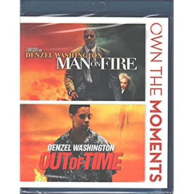 man on fire blu ray
