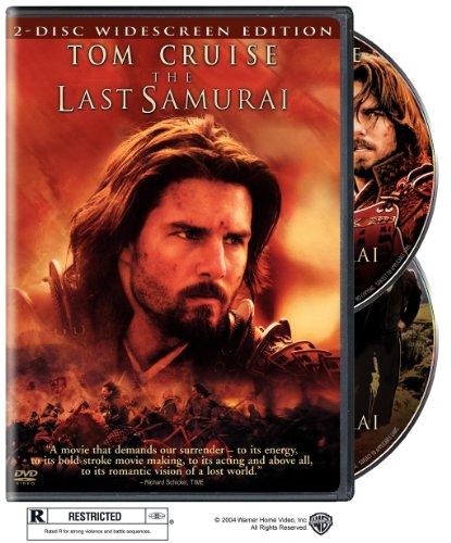 The Last Samurai - Ken Watanabe as Katsumoto; Tom Cruise as Nathan Algren; Tony Goldwyn as Colonel DVD
