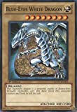 YU-GI-OH! - Blue-Eyes White Dragon (SDDC-EN004) - Structure Deck: Dragons Collide - 1st Edition - Common