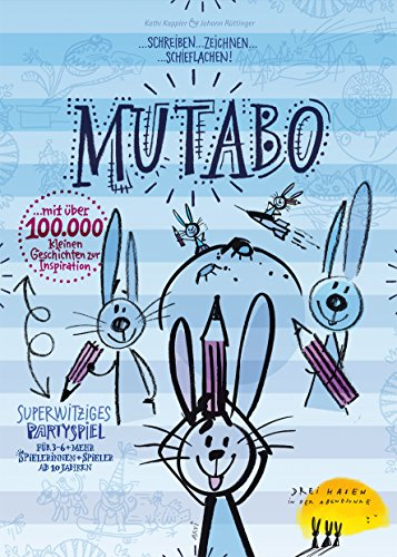 Mutabo - das Superwitzige Partyspiel, Zeichne, Was Du Liest - Beschreibe, Was Du Siehst