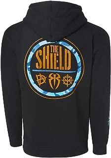 WWE The Shield Hounds of Justice Full Zip Hoodie Sweatshirt