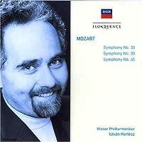 Mozart: Symphonies Nos. 33, 39 & 40 (2005-06-13)