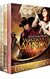 Montana Mail Order Bride Box Set (Westward Series)- Books 1 - 3: Historical Cowboy Western Mail Order Bride Collection (Westward Box Sets)