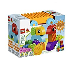 LEGO DUPLO 10554 Toddler Build and Pull Along