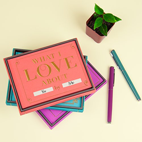Knock Knock What I Love About You Fill in the Love Journal with Gift Box Photo #8