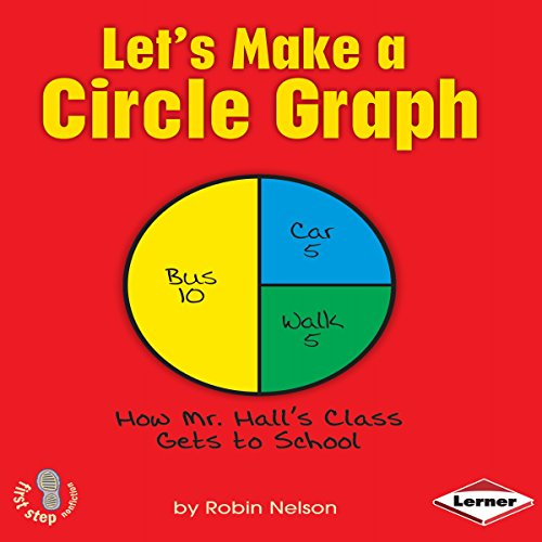 Let's Make a Circle Graph copertina