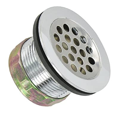 Valterra A01-2012VP Silver Carded Shower Drain