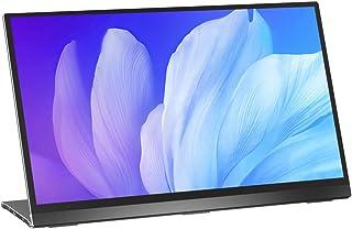 MISEDI 4K 15.6インチ モバイルモニター タッチパネル 折り畳み式/極薄 3840*2160 UHD モバイルディスプレイ 自動回転対応 USB Type-C/PD/HDMI 3年保証付 (15.6インチ 4K)