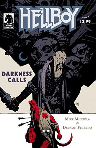 Hellboy: Darkness Calls #4 (English Edition)