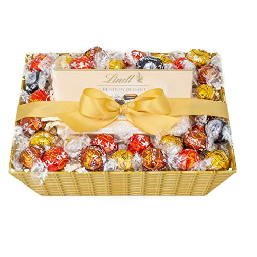 Lindt Chocolate Gift Hamper - Lindt Creation Dessert with Lindor Chocolates
