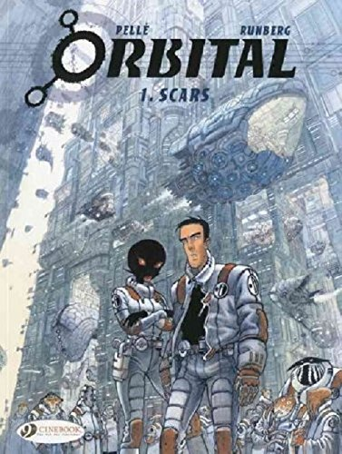 Orbital - tome 1 Scars (01)