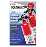 Kidde Multi-Purpose Fire Extinguisher, 2 pk....