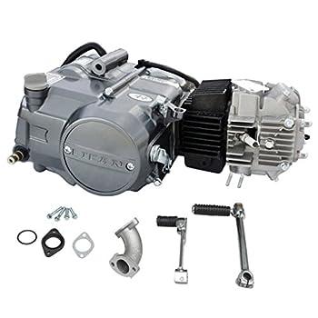 ZXTDR Lifan 125cc Engine Motor for XR50 CRF50 XR CRF 50 70 ATC70 110 ATC70 Z50 CT70 CL70 SL70 XL ST70 Dirt Pit Bike Kawasaki Motorcycle