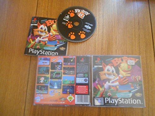 PS1 - Bubsy 3D