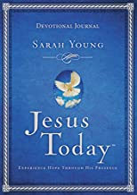 Jesus Today Devotional Journal: Experience Hope Through His Presence (Jesus Calling®)