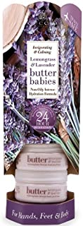 Cuccio Naturale Butter Babies, Lavender And Chamomile, 1.5 Ounce
