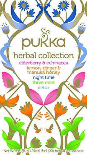 Pukka Herbal Collection Bio - Infuso 20 filtri