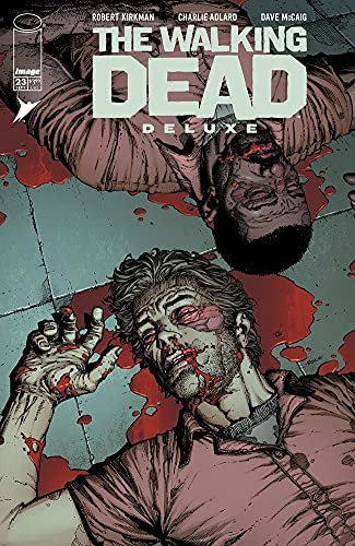 The Walking Dead Deluxe #23 (English Edition)