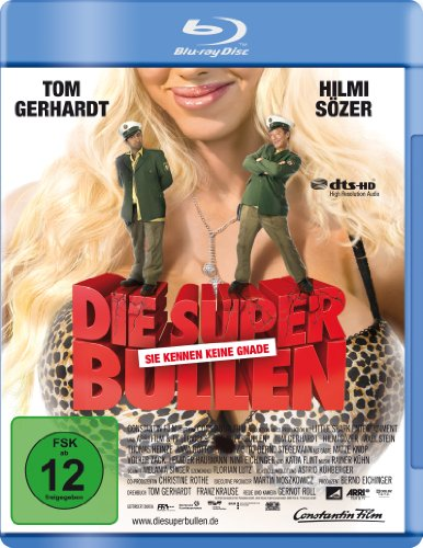 Die Superbullen [Blu-ray]