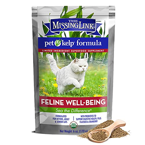 Top 10 best selling list for iodine supplements for cats