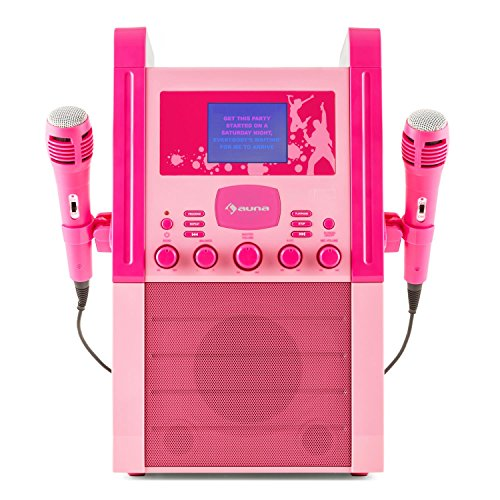 Karaoke AUNA KA8P-V2