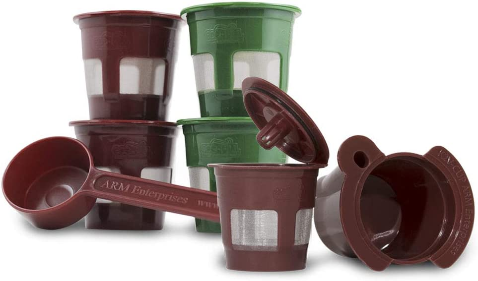 Max 79% OFF Perfect Pod K2V-Cup Adapter + 1- Year-end gift Coffee Reusable Filters 5