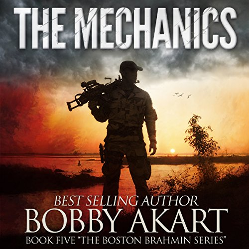 The Mechanics audiobook cover art