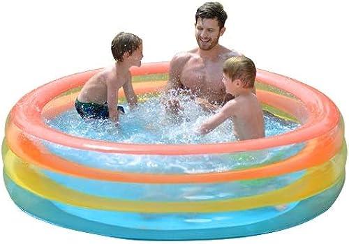 Aufblasbares Badewannenbecken für Kinder verdickt das überGröße Isolationsbecken für Familienb r